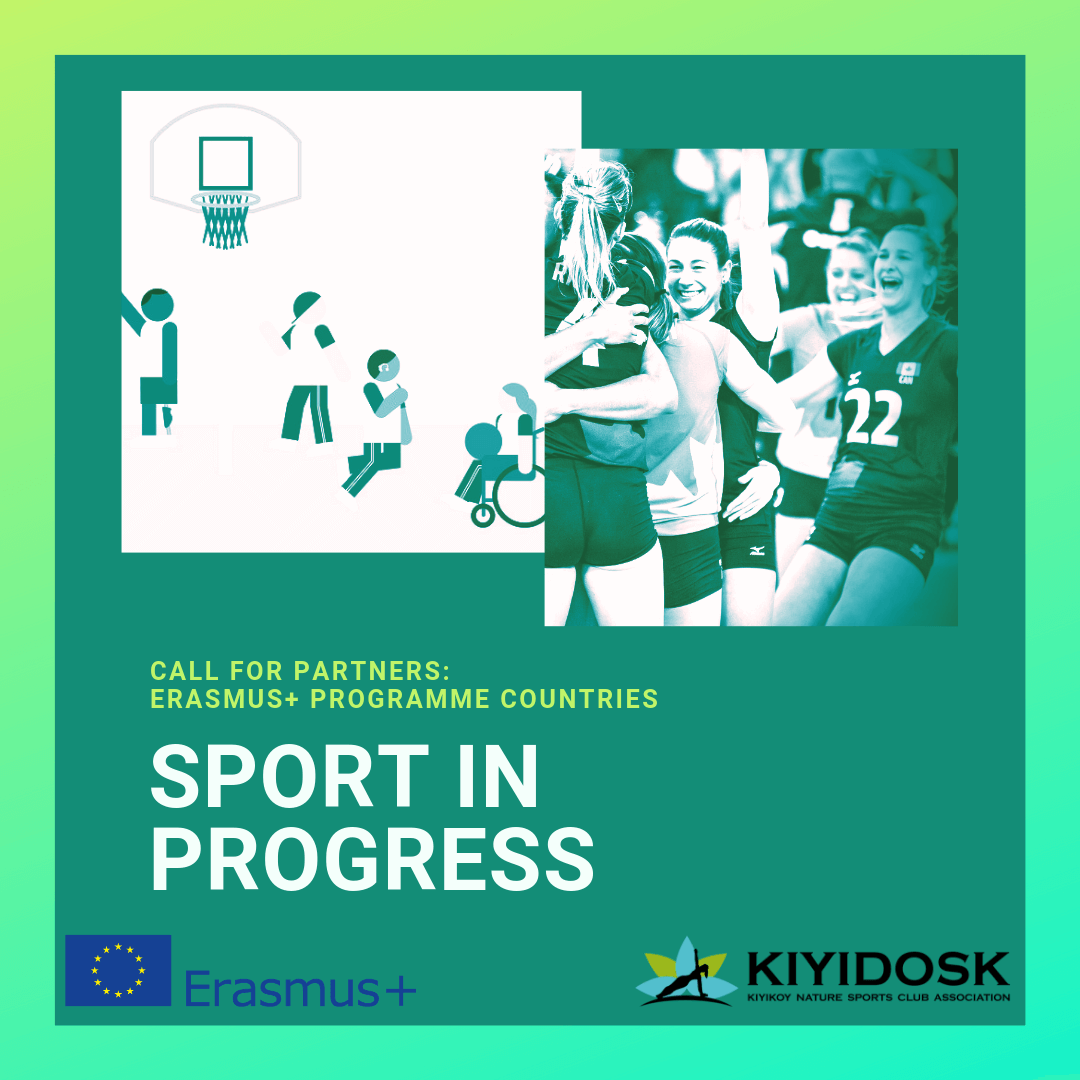 Sport In Progress – Call for Partners