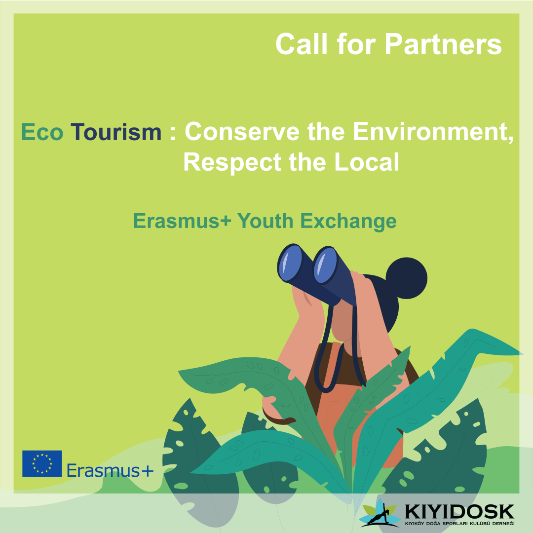 Ecotourism: Conserve the Environment, Respect the Local – call for partners