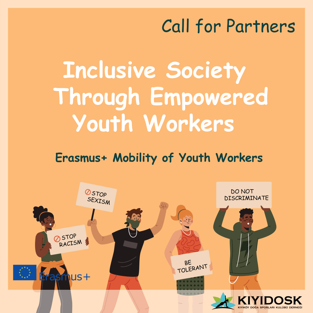 Inclusive Society through Empowered Youth Workers – call for partners